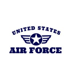 thatshirt t-shirt design ideas - Air Force - AF4