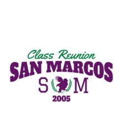 thatshirt t-shirt design ideas - Alumni - College Reunion 09