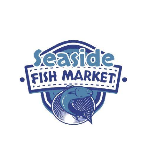 Spot tail bass clip art get started at thatshirt for Fish market design ideas