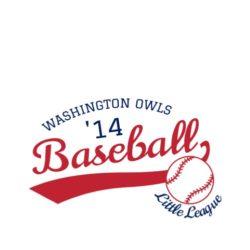 thatshirt t-shirt design ideas - Baseball - Owls