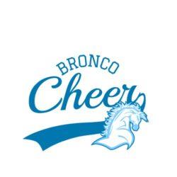 thatshirt t-shirt design ideas - Cheerleading - Bronco Cheer