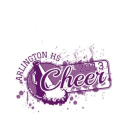 thatshirt t-shirt design ideas - Cheerleading - Cheer Megaphone