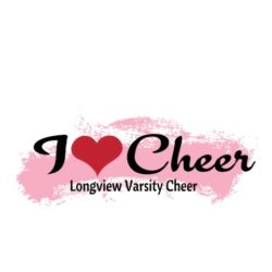 thatshirt t-shirt design ideas - Cheerleading - I Love Cheeer