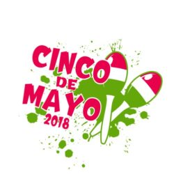 thatshirt t-shirt design ideas - Cinco de Mayo - CDM Maracas