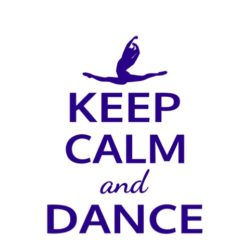 thatshirt t-shirt design ideas - Dance - Dance Keep Calm
