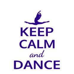 thatshirt t-shirt design ideas - Dance - Dance Keep Calm