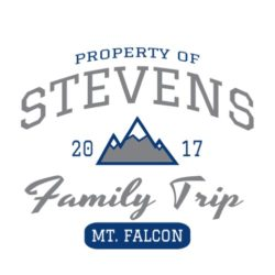 thatshirt t-shirt design ideas - Family Reunion - FR Mountain