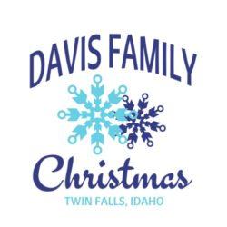 thatshirt t-shirt design ideas - Family Reunion - FR Snowflake