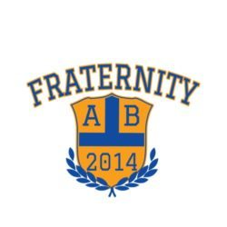 thatshirt t-shirt design ideas - Fraternity - GU 14