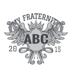 thatshirt t-shirt design ideas - Fraternity - GU 40