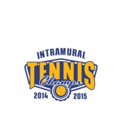 thatshirt t-shirt design ideas - Intramurals - Intramural Tennis