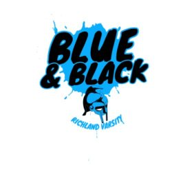 thatshirt t-shirt design ideas - Mascots - Blue And Black