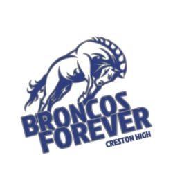 thatshirt t-shirt design ideas - Mascots - Broncos Forever
