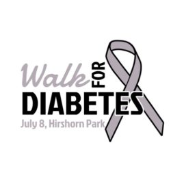 thatshirt t-shirt design ideas - Medical - Diabetes Walk