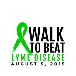 thatshirt t-shirt design ideas - Medical - Lyme Disease Walk