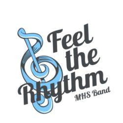 thatshirt t-shirt design ideas - Music & Choir - Feel The Rhythm