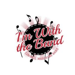 thatshirt t-shirt design ideas - Music & Choir - I'm With the Band