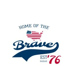 thatshirt t-shirt design ideas - Political & Patriotic - PAT Brave