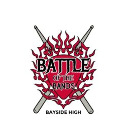 thatshirt t-shirt design ideas - School - Battle of the Bands