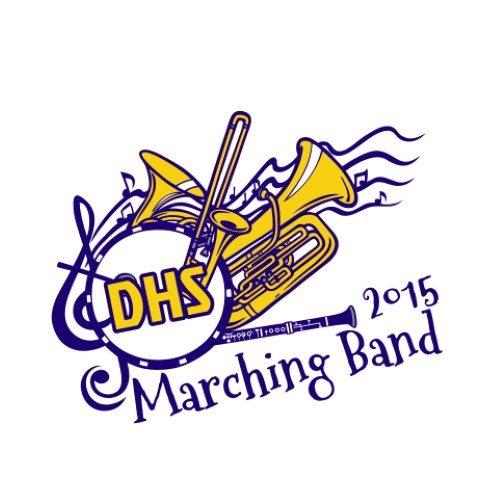 Marching Band Design Idea - Get Started At ThatShirt!