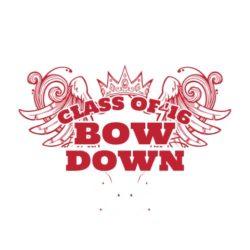thatshirt t-shirt design ideas - School Spirit - Bow Down
