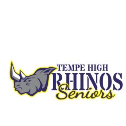 thatshirt t-shirt design ideas - Senior - Rhinos