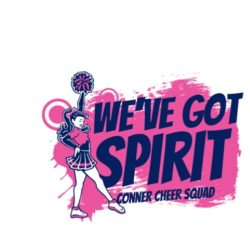thatshirt t-shirt design ideas - Slogans - We've Got Spirit