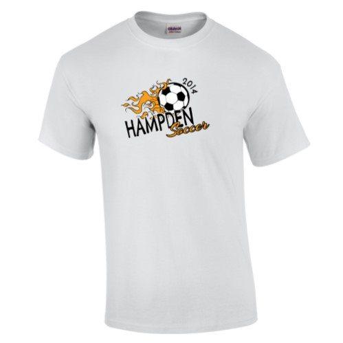 thatshirt t-shirt design ideas - Soccer - Soccer 03 On Gildan 2000