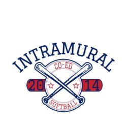thatshirt t-shirt design ideas - Softball - Intramural Softball