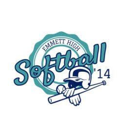 thatshirt t-shirt design ideas - Softball - Softball 01
