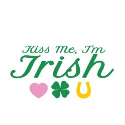 thatshirt t-shirt design ideas - St. Patrick's Day - SPD Kiss