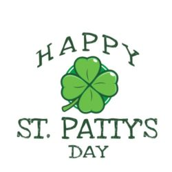 thatshirt t-shirt design ideas - St. Patrick's Day - SPD Shamrock
