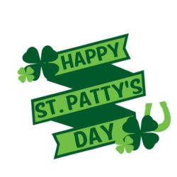 thatshirt t-shirt design ideas - St. Patrick's Day - SPD Triple Ribbon