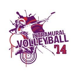 thatshirt t-shirt design ideas - Volleyball - Intramural Volleyball