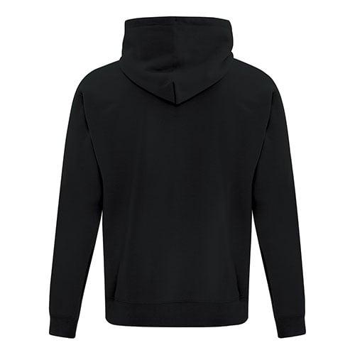 Custom Printed ATC Everyday Fleece Hooded Sweatshirt F2500 - 1 - Back View | ThatShirt