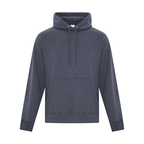 Custom Printed ATC Everyday Fleece Hooded Sweatshirt F2500 - 5 - Front View | ThatShirt