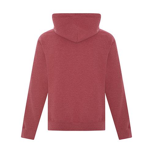 Custom Printed ATC Everyday Fleece Hooded Sweatshirt F2500 - 6 - Back View | ThatShirt