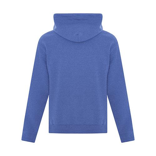 Custom Printed ATC Everyday Fleece Hooded Sweatshirt F2500 - 7 - Back View | ThatShirt