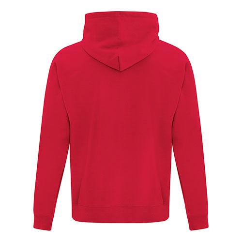 Custom Printed ATC Everyday Fleece Hooded Sweatshirt F2500 - 13 - Back View | ThatShirt