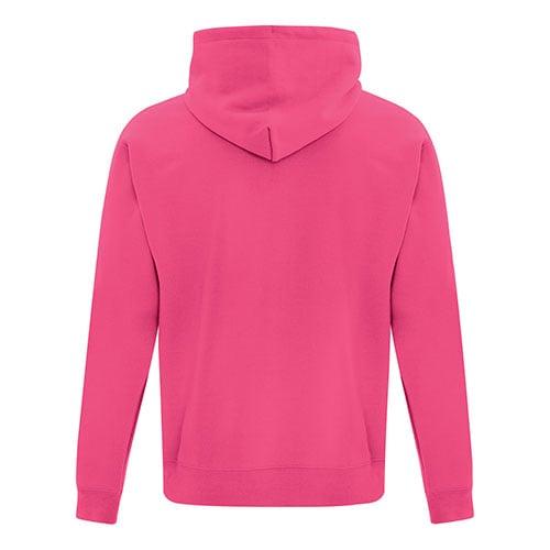 Custom Printed ATC Everyday Fleece Hooded Sweatshirt F2500 - 15 - Back View | ThatShirt