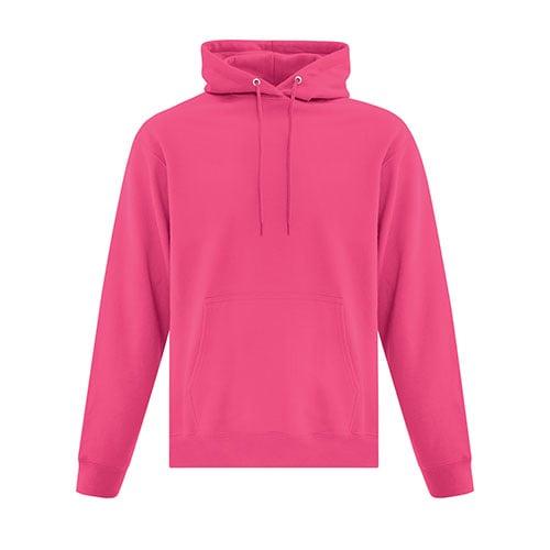 Custom Printed ATC Everyday Fleece Hooded Sweatshirt F2500 - Front View | ThatShirt