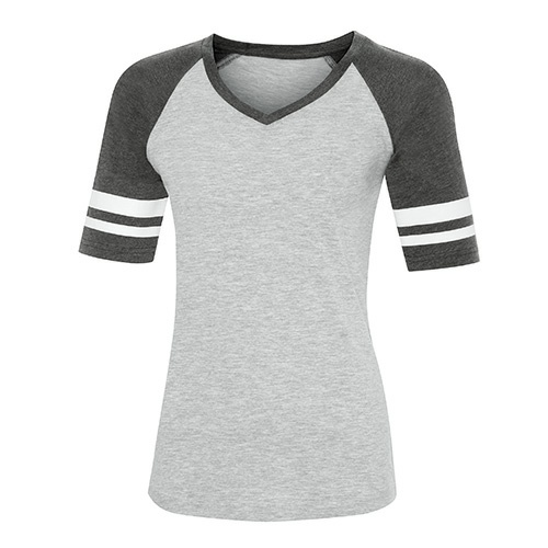 Custom Printed ATC 0822L Active Baseball Ladies Tee - Front View | ThatShirt