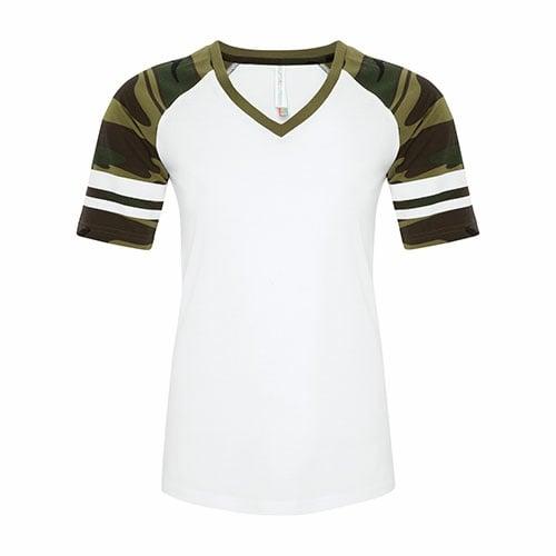 Custom Printed ATC 0822L Active Baseball Ladies Tee - Front View | ThatShirt