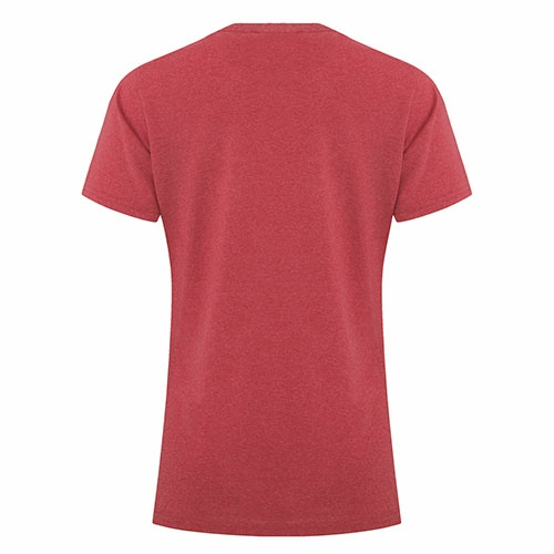 Custom Printed ATC1000L Everyday Cotton Ladies' Tee - 9 - Back View | ThatShirt