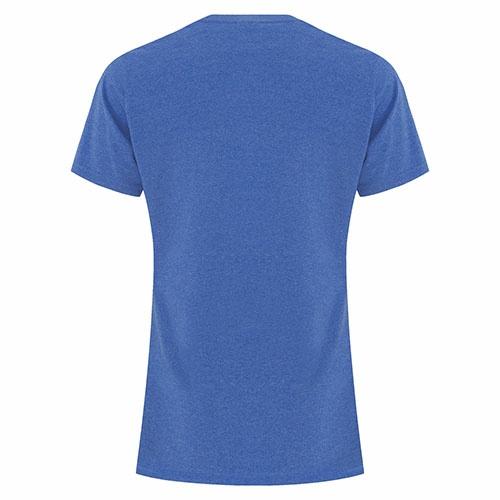 Custom Printed ATC1000L Everyday Cotton Ladies' Tee - 10 - Back View | ThatShirt