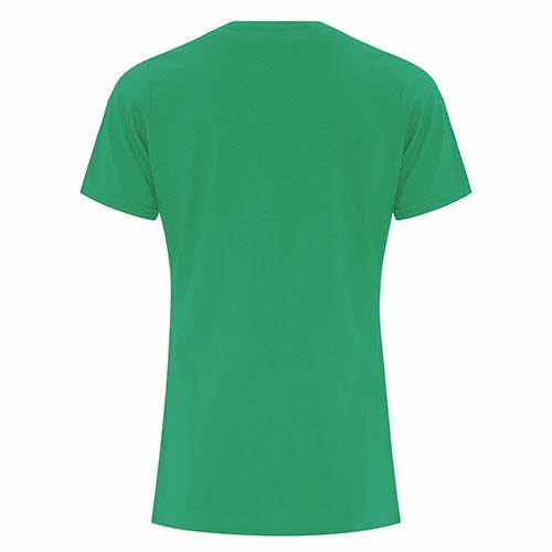 Custom Printed ATC1000L Everyday Cotton Ladies' Tee - 11 - Back View | ThatShirt
