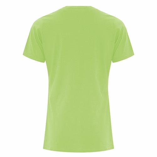 Custom Printed ATC1000L Everyday Cotton Ladies' Tee - 1 - Back View | ThatShirt
