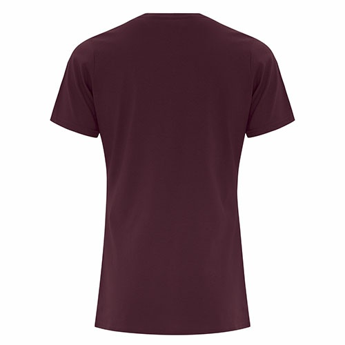 Custom Printed ATC1000L Everyday Cotton Ladies' Tee - 12 - Back View | ThatShirt