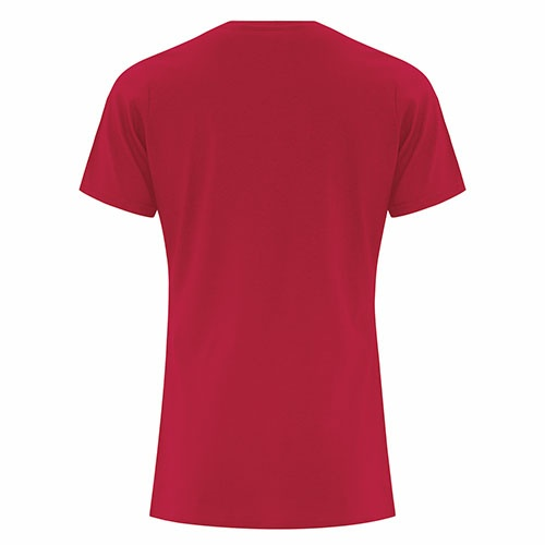 Custom Printed ATC1000L Everyday Cotton Ladies' Tee - 16 - Back View | ThatShirt
