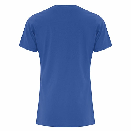 Custom Printed ATC1000L Everyday Cotton Ladies' Tee - 17 - Back View | ThatShirt